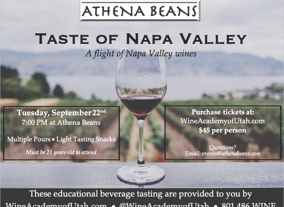 Taste Of Napa Valley