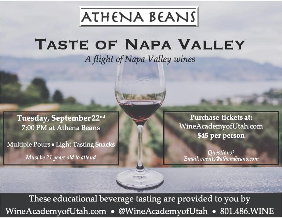 Taste of Napa Valley